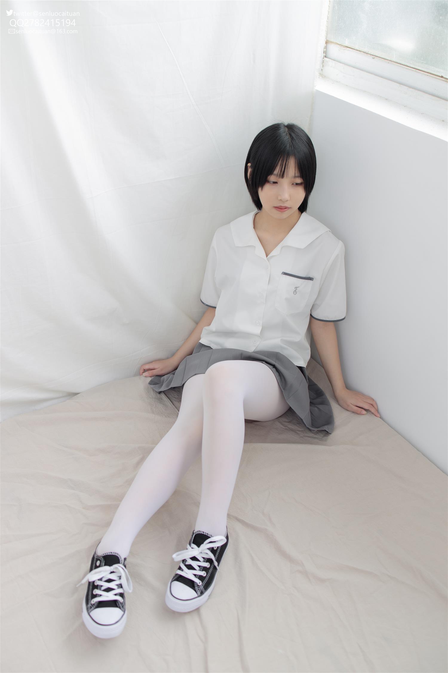 森萝财团 GG-003 希晨 JK制服(97P)