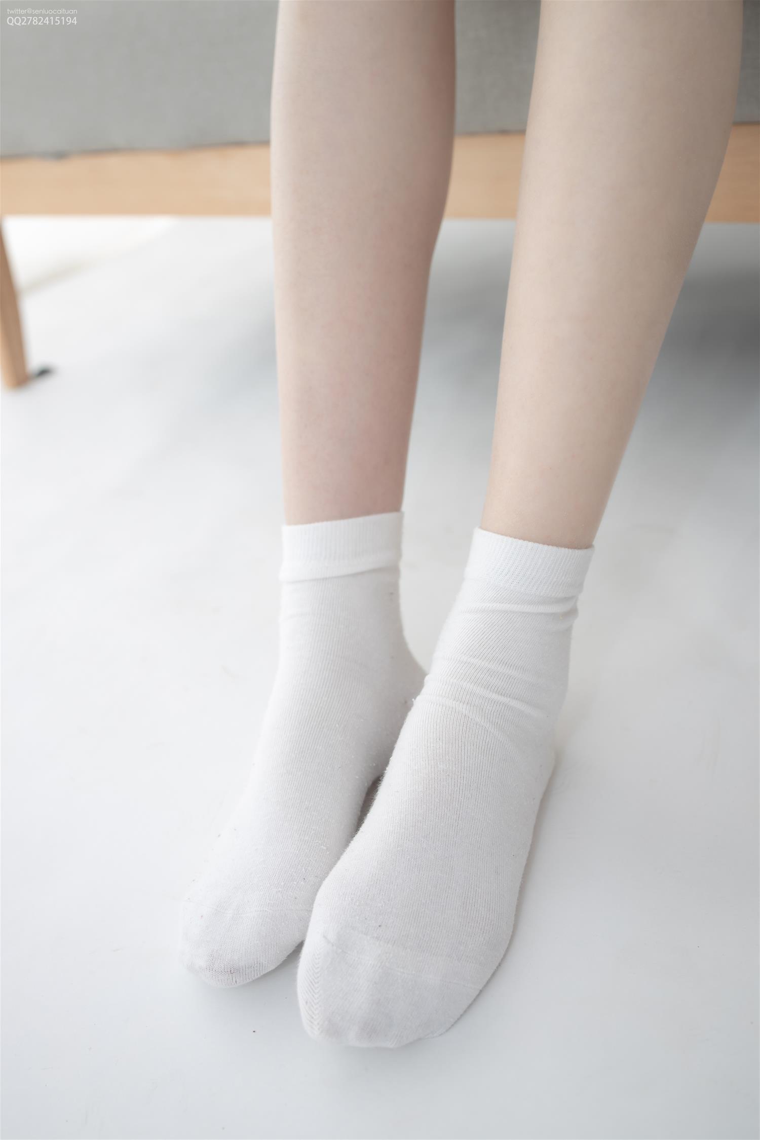 森萝财团 JKFUN-045 Aika 短棉袜(27P)
