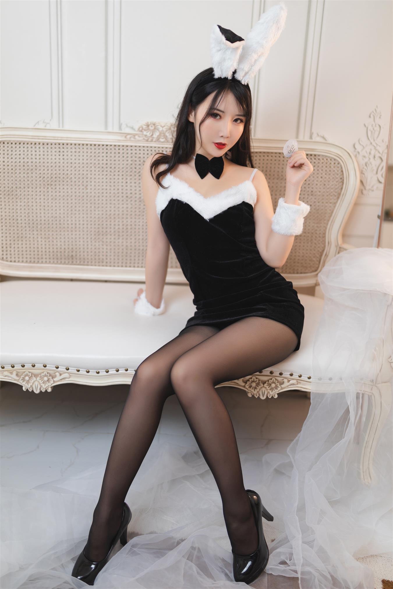 微博妹子@面饼仙儿 大象兔女郎 [41P]