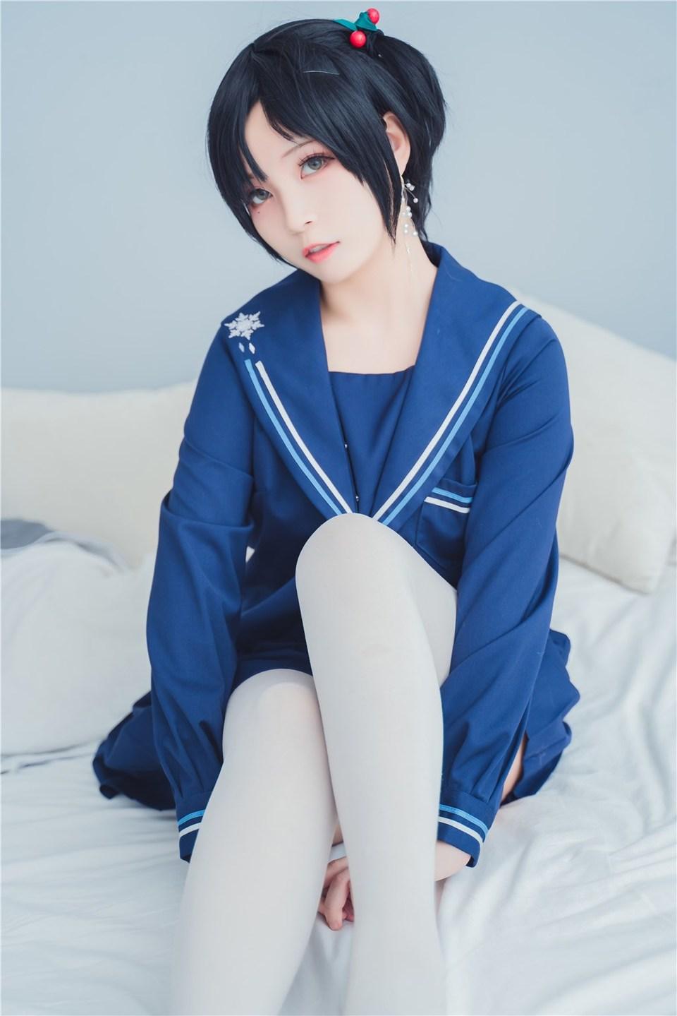 少女写真@蓝色幻想 [40P]