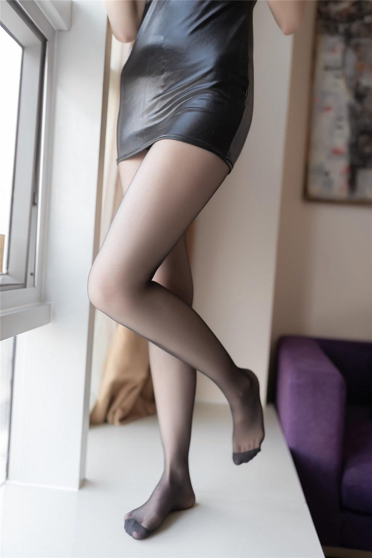 少女写真@包臀裙与黑丝 [40P]